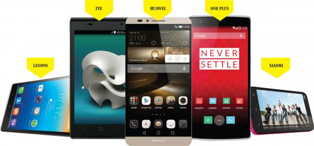 5 Best Selling Smartphone Brands in India
