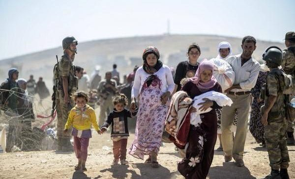 Human Appeal mark 6 years of Syrian conflict with cross-party support