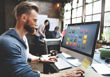 Website design, avoid a start-up web designer