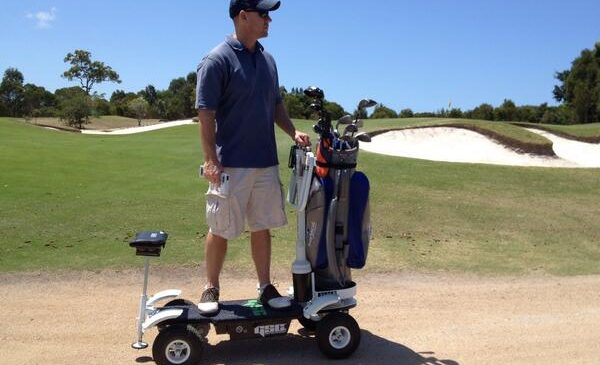 What is the Need for having Skate Golf Caddy?