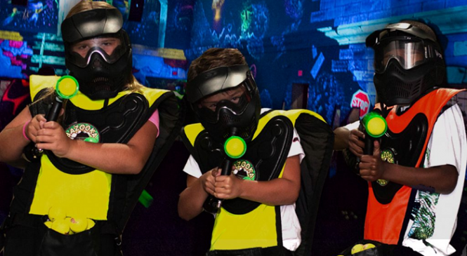 Live you Childhood Days with Xtreme Action Park Entertainment