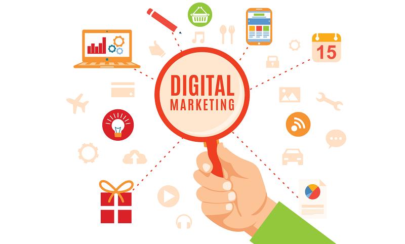 What's Digital Marketing?