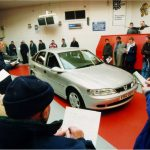 Beware of the Public Car Auction: Choose a Dealer Instead